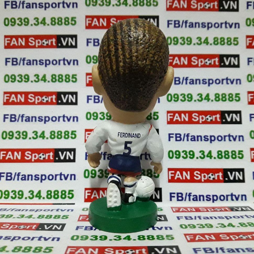 Tượng Rio Ferdinand England 2005-2007 home - corinthian PR119