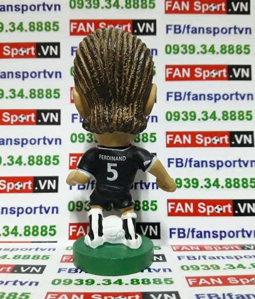 Tượng Rio Ferdinand Manchester United 2003-2005 away corinthian PRO115