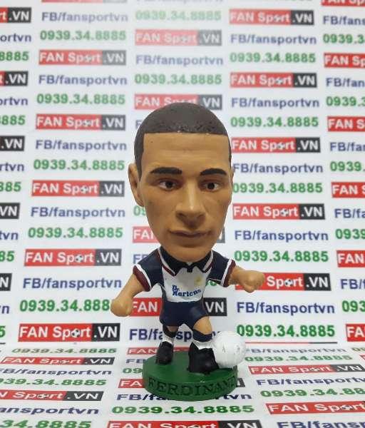 Tượng Rio Ferdinand West Ham 1999-2001 away corinthian PRO277