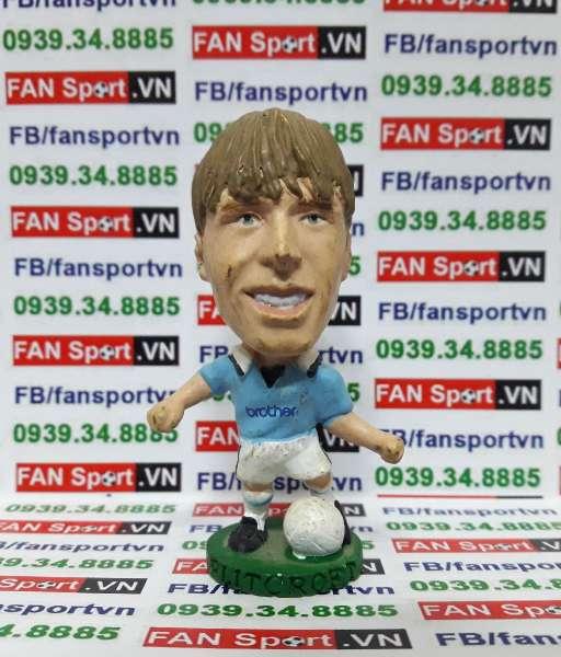 Tượng Garry Flitcroft Manchester City 1994-1995 home - corinthian PL71