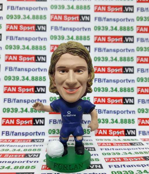 Tượng Diego Forlan Manchester United 2002-2003 third - corinthian