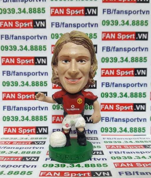 Tượng Diego Forlan Manchester United 2002-2004 home corinthian PRO693