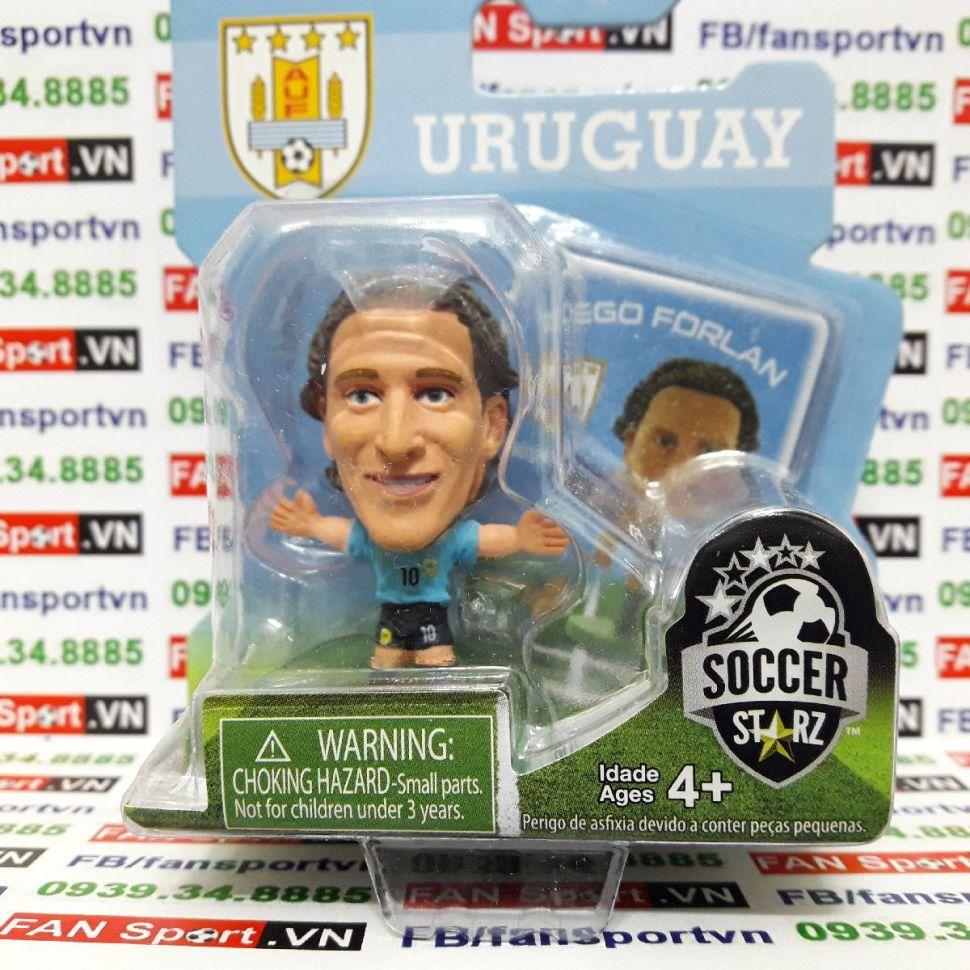 Tượng Diego Forlan Uruguay 2012-2013 home - soccerstazr