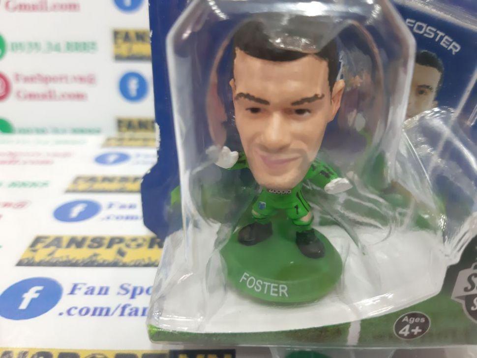 Tượng Ben Foster #1 West Bromwich 2012-2013 home soccerstarz figure