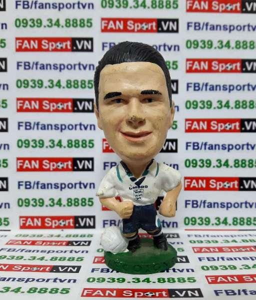 Tượng Paul Gascoigne England 1995-1997 home - corinthian E19