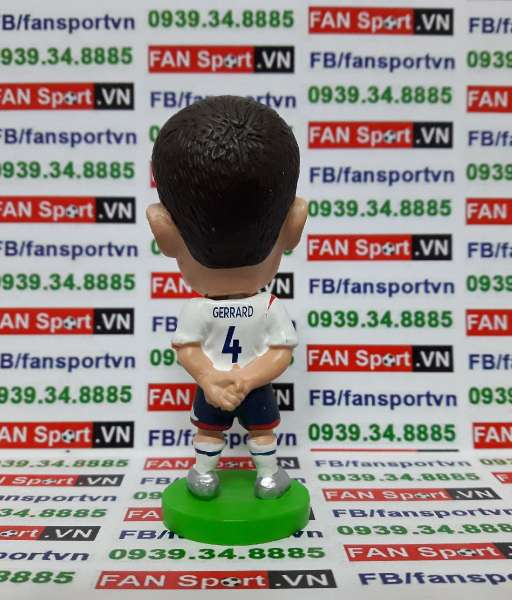 Tượng Steven Gerrard England 2005-2007 home - prostar PR103