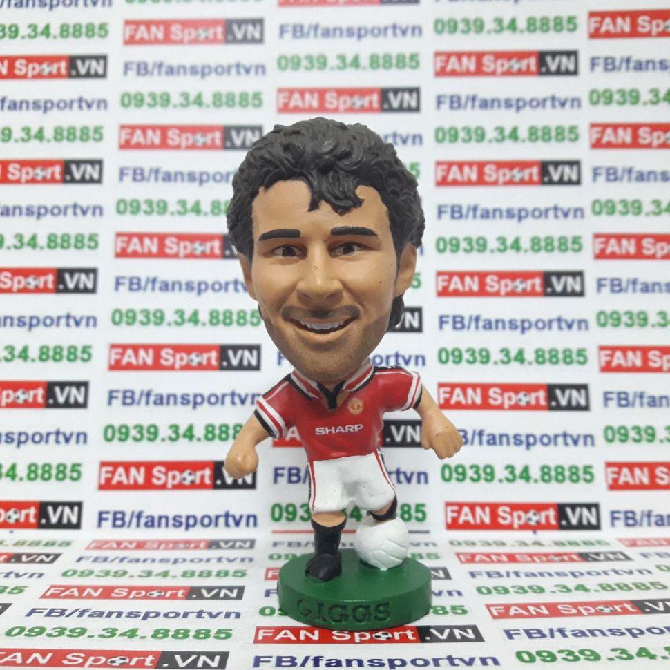 Tượng Ryan Giggs Manchester United 1998-2000 home - corinthian PRO152