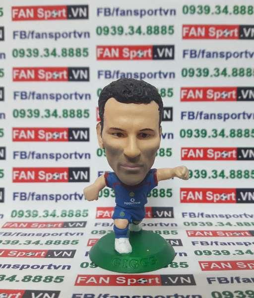 Tượng Ryan Giggs Manchester United 2005-2006 away - microstars