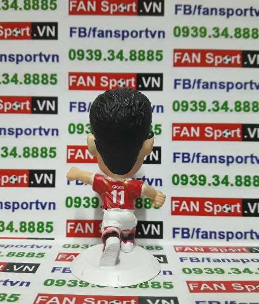 Tượng Ryan Giggs Manchester United 2006-2007 home - microstars MC7913