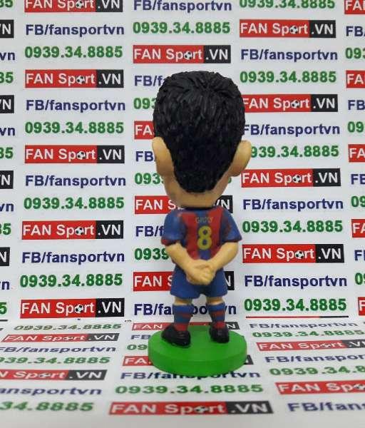 Tượng Ludovic Giuly Barcelona 2004-2005 home - prostar FF165