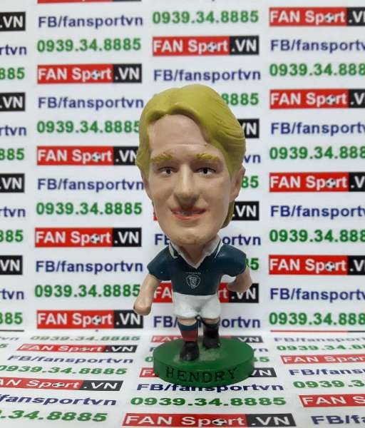 Tượng Colin Hendry Scotland 1998-2000 home - corinthian TSE04