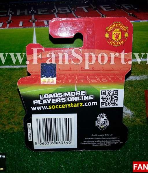 Tượng Ander Herrera Manchester United 2014-2015 away soccerstarz