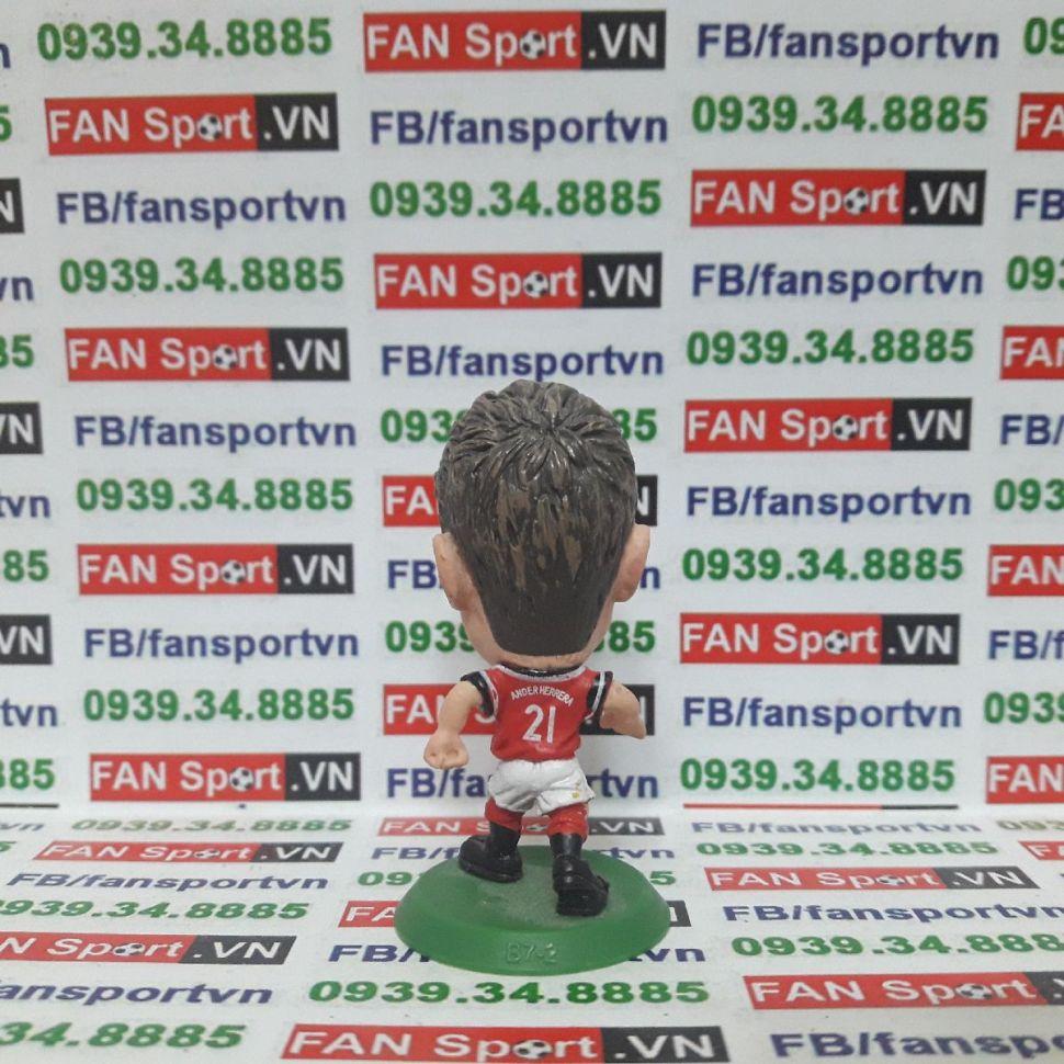 Tượng Ander Herrera Manchester United 2014-2015 home SOC760