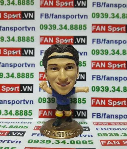 Tượng Zlatan Ibrahimovic Sweden 2004-2006 away - microstar MC4603