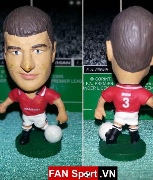Tượng Denis Irwin Manchester United 1994-1996 home - corinthian