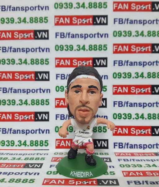 Tượng Sami Khedira Real Madrid 2014-2015 home - soccerstarz SOC129