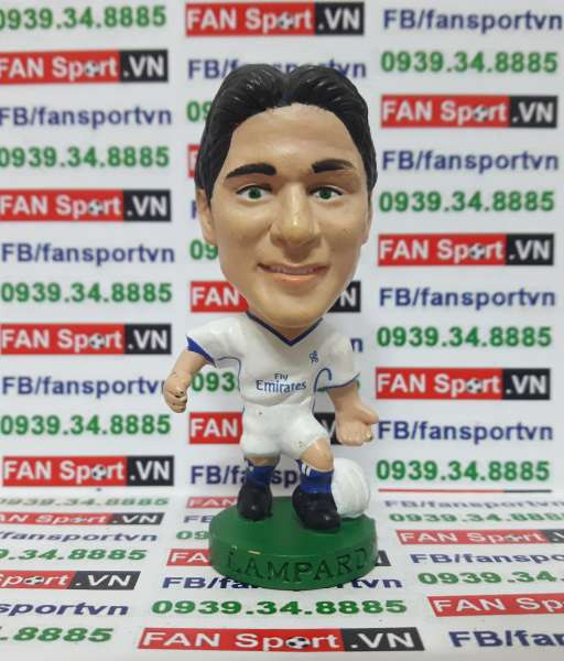 Tượng Frank Lampard Chelsea 2001-2003 away - corinthian PRO538