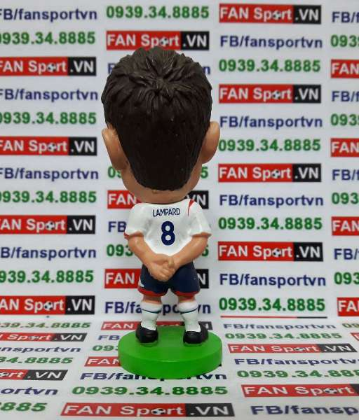 Tượng Frank Lampard England 2005-2007 home prostar fan favorites PR104