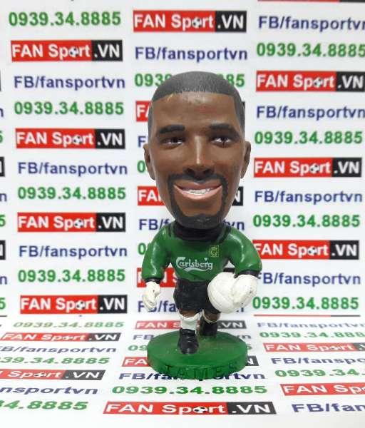 Tượng David James Liverpool 1996-1998 home - corinthian PL146