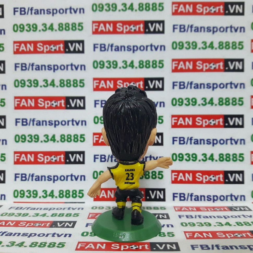 Tượng Shinji Kagawa Dortmund 2015-2016 home - soccerstarz SOC840