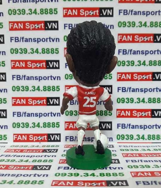 Tượng Nwankwo Kanu Arsenal 2002-2004 home corinthian PRO874
