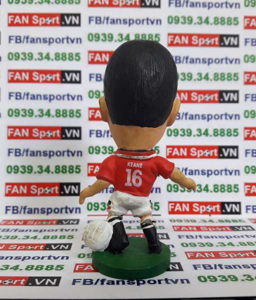 Tượng Roy Keane Manchester United 1994-1996 home corinthian PL241