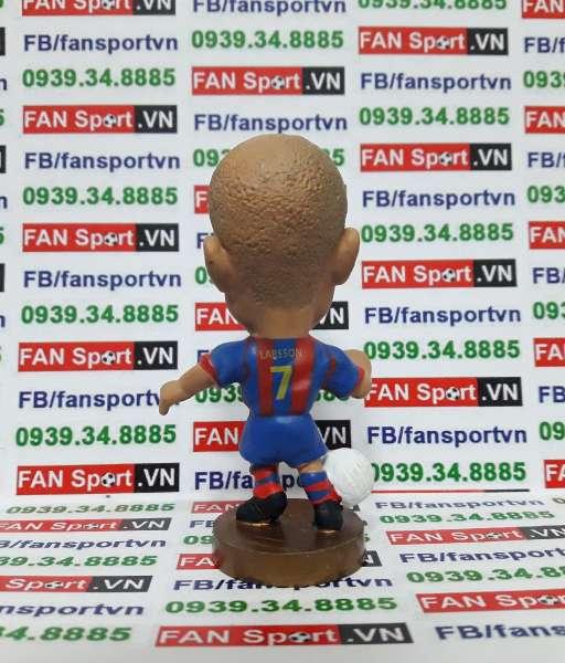 Tượng Henrik Larsson Barcelona 2004-2005 home - corinthian PRO35