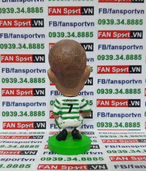 Tượng Henrik Larsson Celtic 2003-2004 home prostars fan favorite FF071