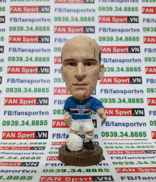 Tượng Attilio Lombardo Sampdoria 1991-1992 home - corinthian CG232