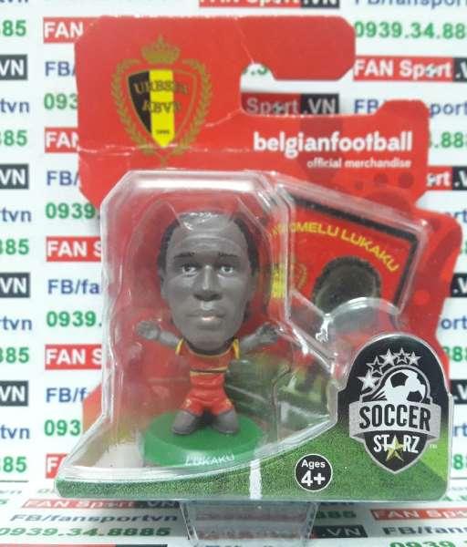 Tượng Romelu Lukaku Belgium 2012-2013 home - soccerstarz