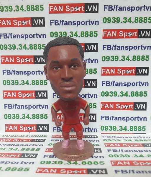 Tượng Romelu Lukaku Belgium 2014-2015 home - kodoto