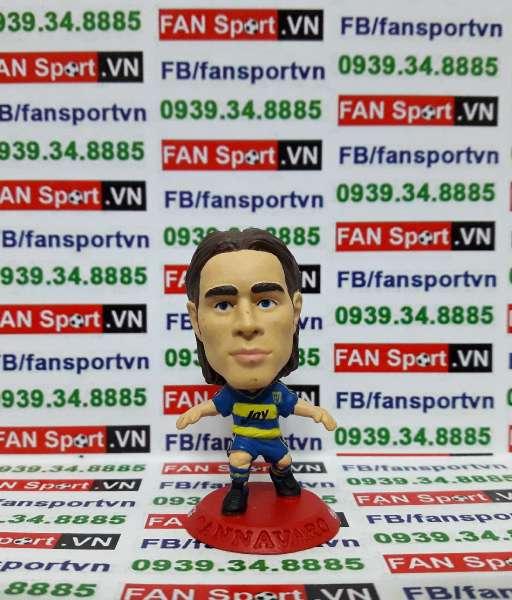 Tượng Fabio Cannavaro Parma 1999-2000 home - microstars CCWC19