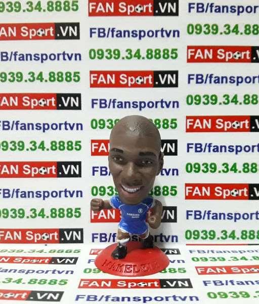 Tượng Claude Makelele Chelsea 2006-2008 home - microstars MC9349