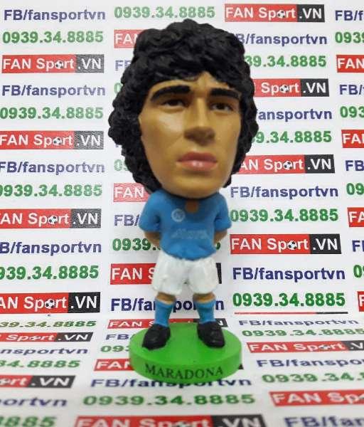 Tượng Diego Maradona Napoli 1988 - 1989 home fan favorites FF180