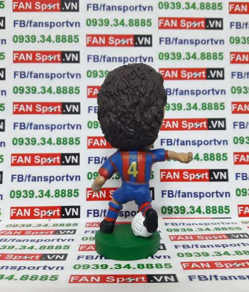 Tượng Rafael Marquez Barcelona 2004-2005 home - corinthian PRO1150