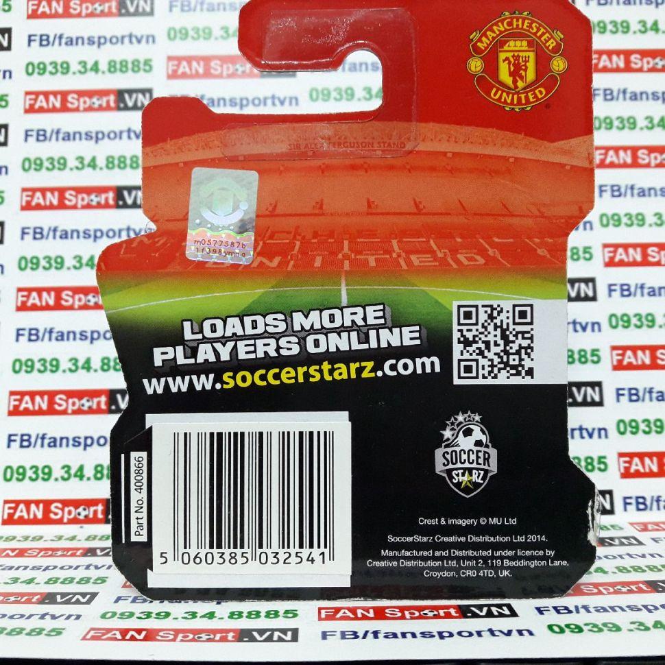 Tượng Juan Mata Manchester United 2014-2015 away - soccerstarz
