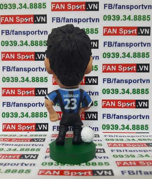 Tượng Marco Materazzi Inter Milan 2006-2007 home - corinthian PRO1534