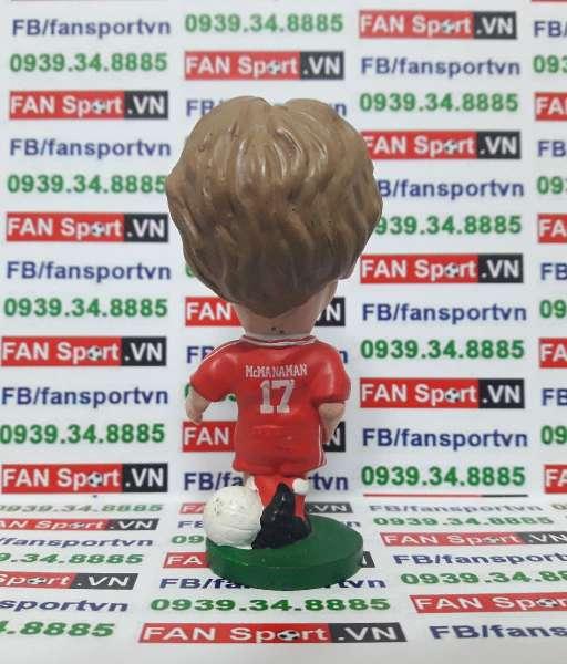 Tượng Steve McManaman Liverpool 1995-1996 home - corinthian PL66