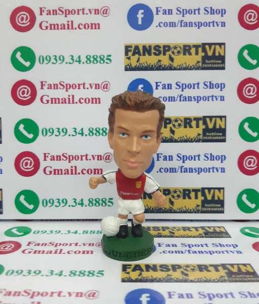 Tượng Fredrik Ljungberg Arsenal 2000-2002 home - corinthian PRO320