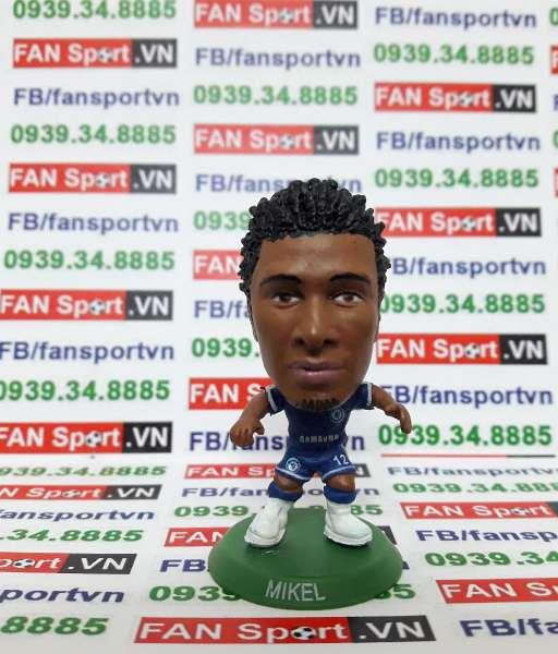 Tượng John Obi Mikel Chelsea 2013-2014 home - soccerstarz SOC136