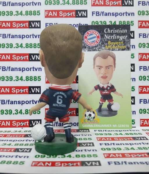 Tượng Christian Nerlinger Bayern Munich 1997-1998 corinthian GER010