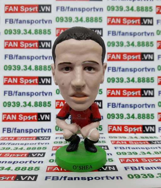 Tượng John O'Shea Manchester United 2004-2006 home prostars FF005