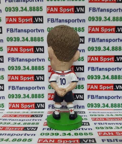 Tượng Michael Owen England 2003-2005 home - prostar fan favorites