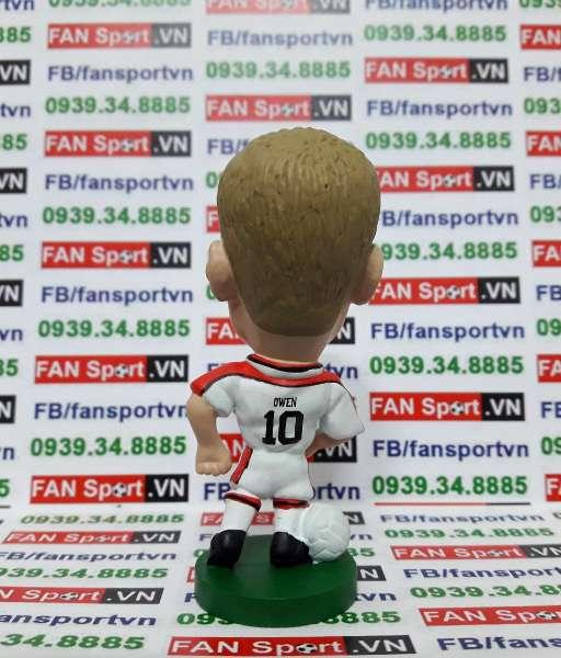 Tượng Michael Owen Liverpool 1998-2000 away - corinthian PRO018