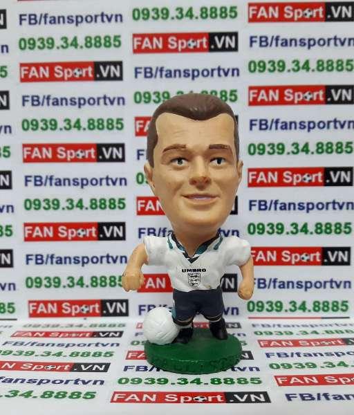 Tượng Gary Pallister England 1995-1997 home - corinthian E9