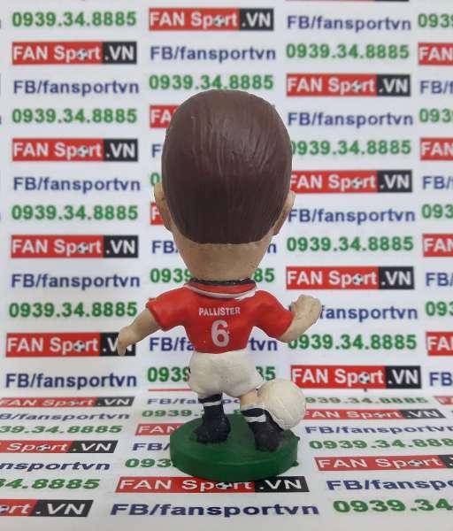 Tượng Gary Pallister Manchester United 1994-1996 home corinthian PL161