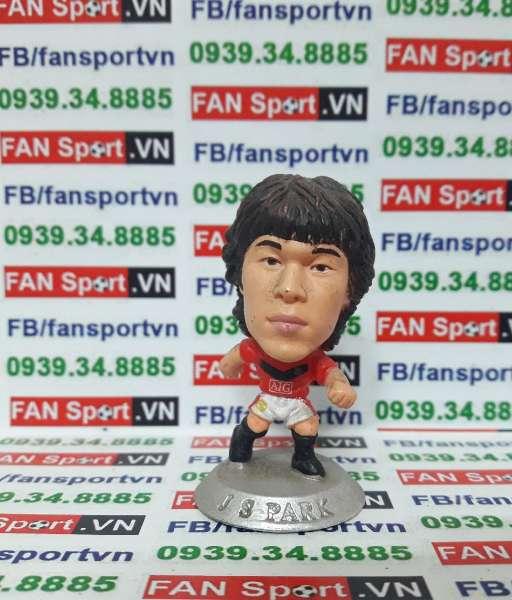 Tượng Park Ji Sung Manchester United 2009-2010 home - microstar