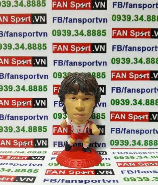 Tượng Park Ji Sung South Korea 2002-2004 away - microstar MC5749