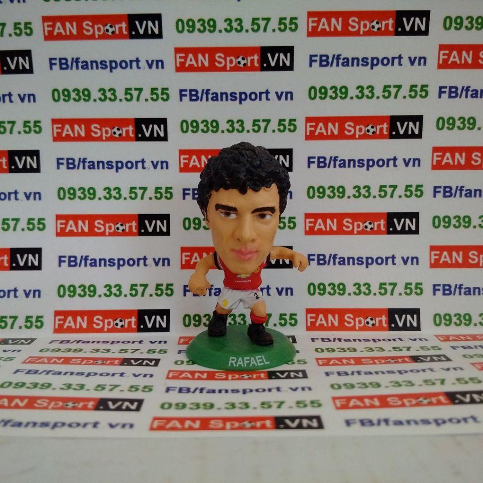 Tượng Rafael da silva Manchester United 2014-2015 home - soccerstarz