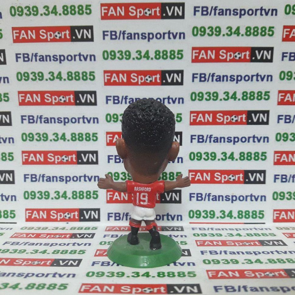 Tượng Marcus Rashford Manchester United 2016-2017 home SOC1095